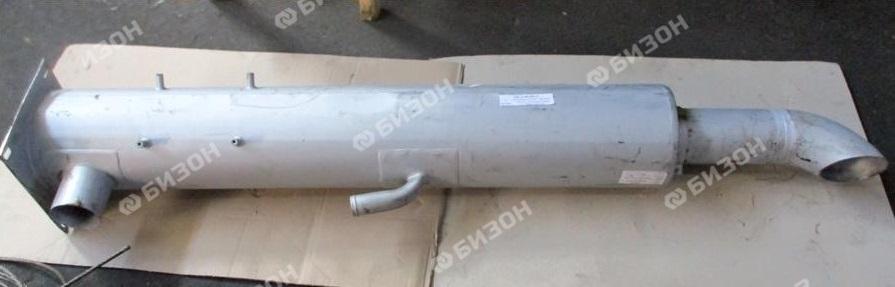 Глушитель К-744Р1 (до 2014 г.) (Фвход. патрубка=102мм, L=110мм)  АНАЛОГ