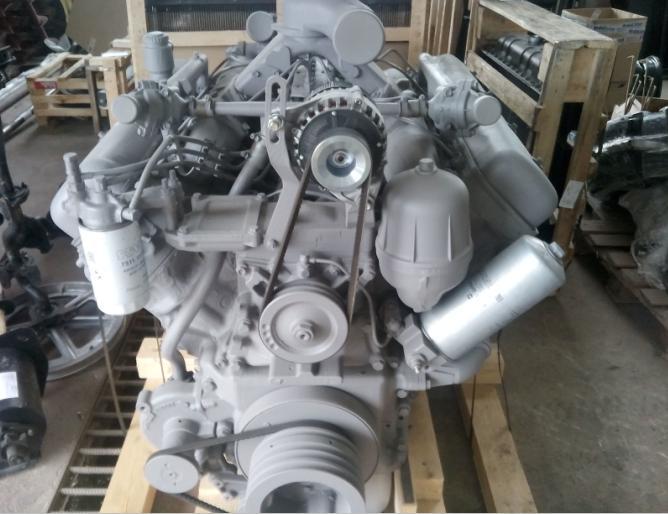 Двигатель ЯМЗ-7511 (Торум)