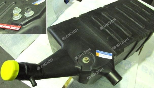 Бак топливный МТЗ-80/82 (левый, 67 л.) пластик (МТЗ)