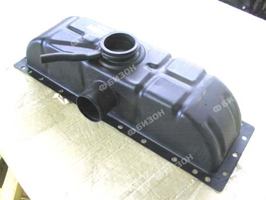 Бак радиатора верхний Д-260, МТЗ-1221 (4-рядный радиатор)