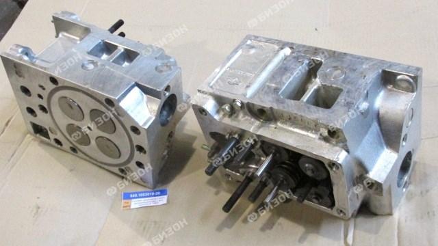 Головка цилиндров с клап. (ТМЗ) (индивидуальная) ( все двигатели ТМЗ)