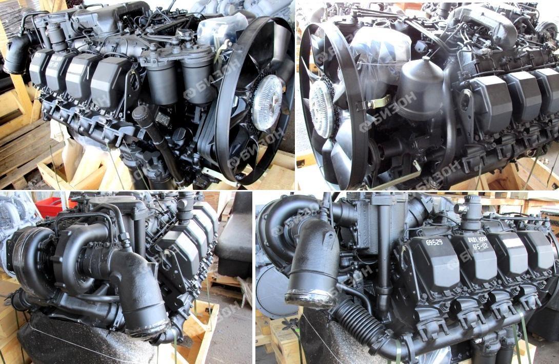 Двигатель ТМЗ-8481 (К-744) 390 л.с.
