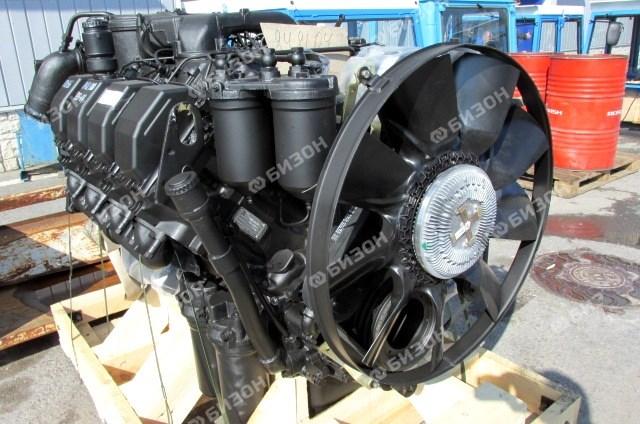 Двигатель ТМЗ-8481 (К-744) 420 л.с.