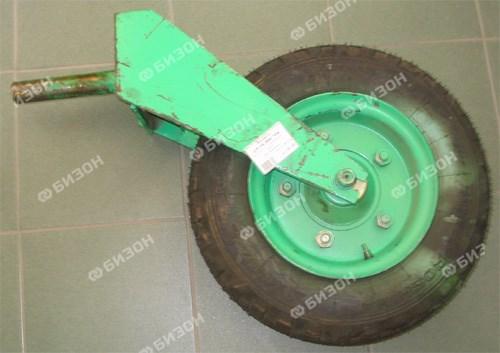 Колесо флюгерное (малое) в сб.( шина 5.00х10, ступица, вилка) СП-11К, СП-16К