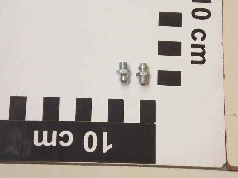 Пресс-масленка M6x1 (Стара)