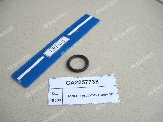 Кольцо 020-027-36 O-RING уплотн. рез. (C4.4,C6.6 CAT MT500, SC4660,7660 Челленжер)