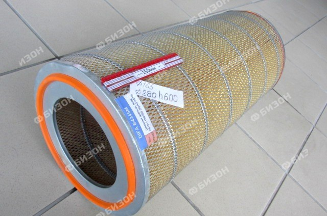Элемент фильтр. возд. 6510-1109080 (КрАЗ 6510)
