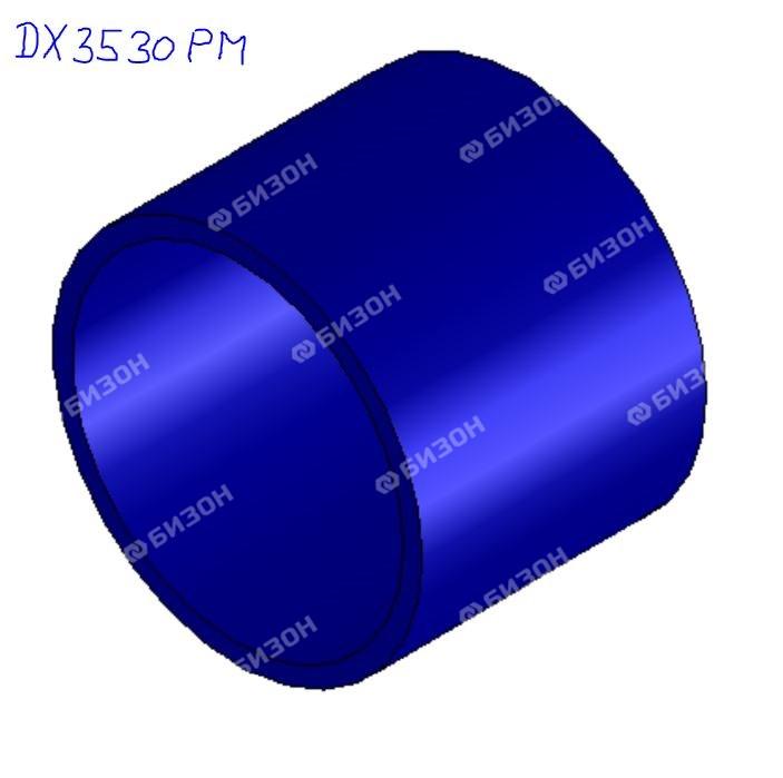 Втулка цилиндрическая РМ 3530 DX  (Айнбек)