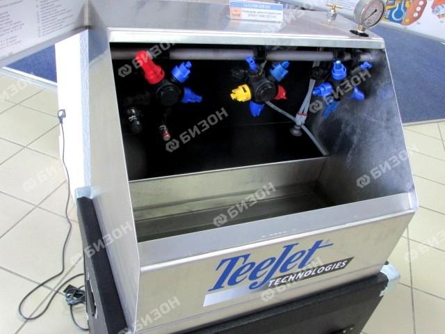 Резервуар демонстрационный SPRAY TANK 220 VAC (TeeJet)