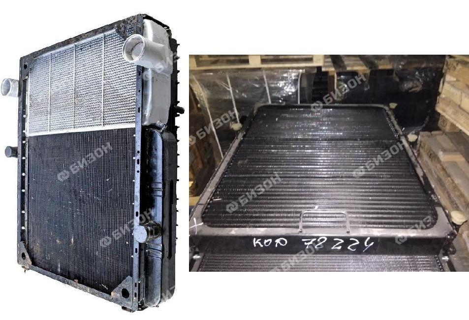 Блок радиаторов К-744Р3Пр/744Р4Пр (Оренбург - 2014г)