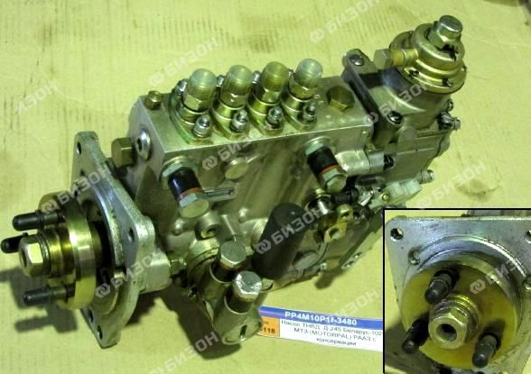 Насос ТНВД  Д-245 Беларус-1025) МТЗ (MOТОRPAL) РААЗ