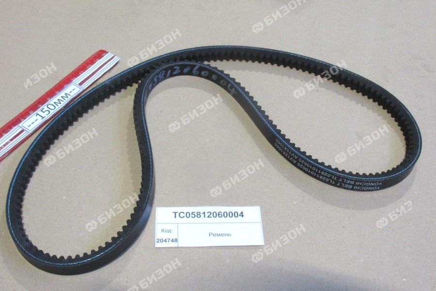 Ремень привода кондиционера (TD1304)